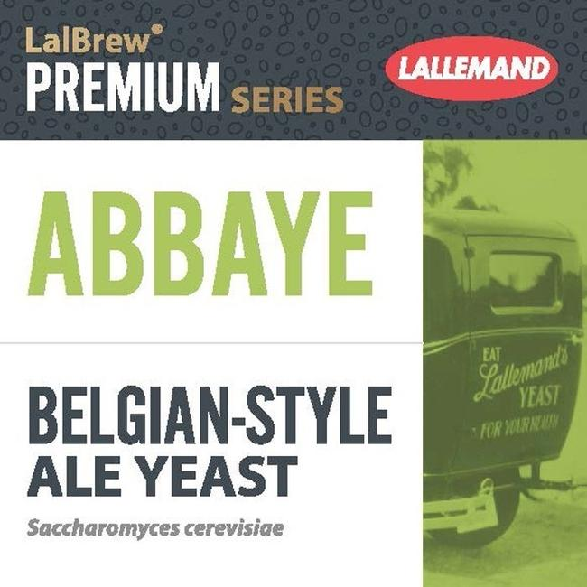 Lallemand Abbaye Brewing Yeast
