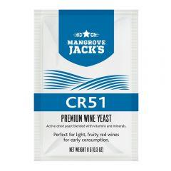 Mangrove Jack's CR51 Wine Yeast