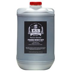 ESB Fresh Wort Kit - Black IPA