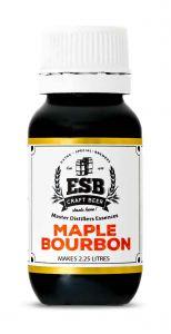 ESB Master Distillers Essences - Maple Bourbon