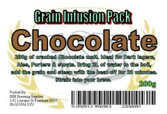 Grain Infusion Pack  200g  Chocolate