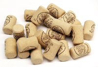 VHA Agglomerate Corks 38x24mm - Pack of 30