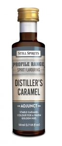 Still SpiritsTop Shelf Distillers Caramel