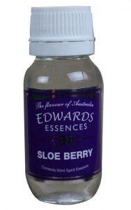Edwards Essences Sloe Bery Vodka