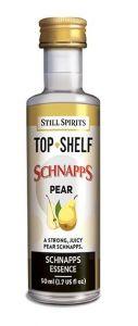 Still Spirits Top Shelf Pear Schnapps