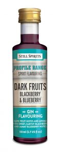 Still Spirits Gin Profile - Dark Fruits - Blackberry & Blueberry