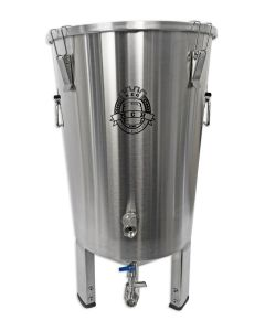 30L SS Conical Fermenter Gen 2