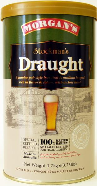 Morgan's Premium Stockman's Draught