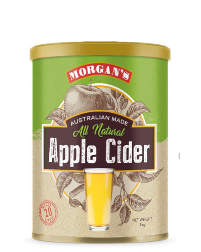 morgans apple cider