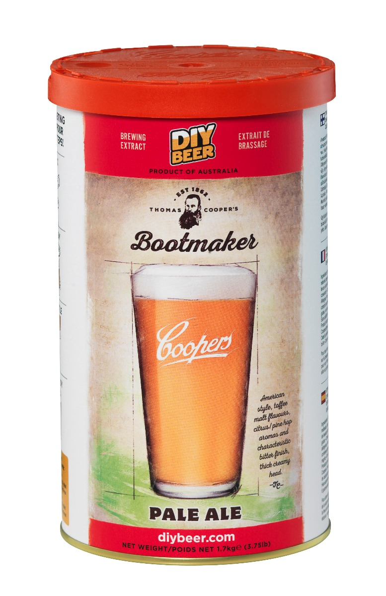 Thomas Coopers Bootmaker Pale Ale