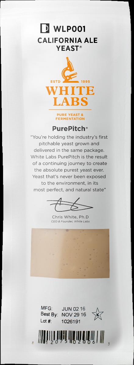 White Labs WLP518 Opshaug Kveik Yeast